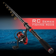 Portable Travel Sea Fishing Pole High Quality Carbon Fiber Spinning Fishing Rod 1.8m/2.1/2.4m/2.7m/3.0m Telescopic Fishing Rods portable mini telescopic fishing rods high strength carbon fiber cheap fishing rod pole for sea river lake boat zg 156