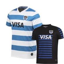 2021 argentyna Rugby HOME Away męska koszulka sportowa koszula S-5XL