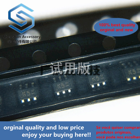 10pcs 100% Orginal New MTDK5S6R Dual N-channel Composite Field Effect Transistor MOS Chip SOT-363