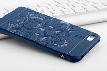 LANTRO JS Phone Case For XIAOMI REDMI 4X Silical  Fitted Anti-knock Patterned
