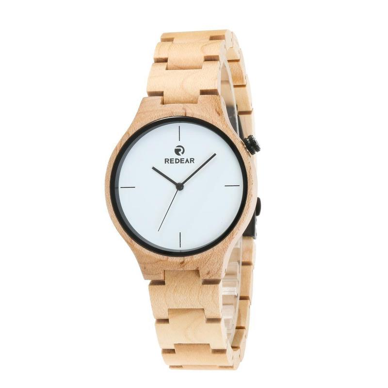 Sell like hot cakes fashion all maple wood and the table series of wooden watches speed sell tong wish a undertakes|Lover's Watches| |  - title=