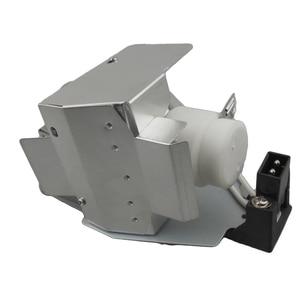 Image 2 - HFY 5J.J7L05.001 yedek projektör lamba ampulü için konut ile BENQ W1070 / W1080ST