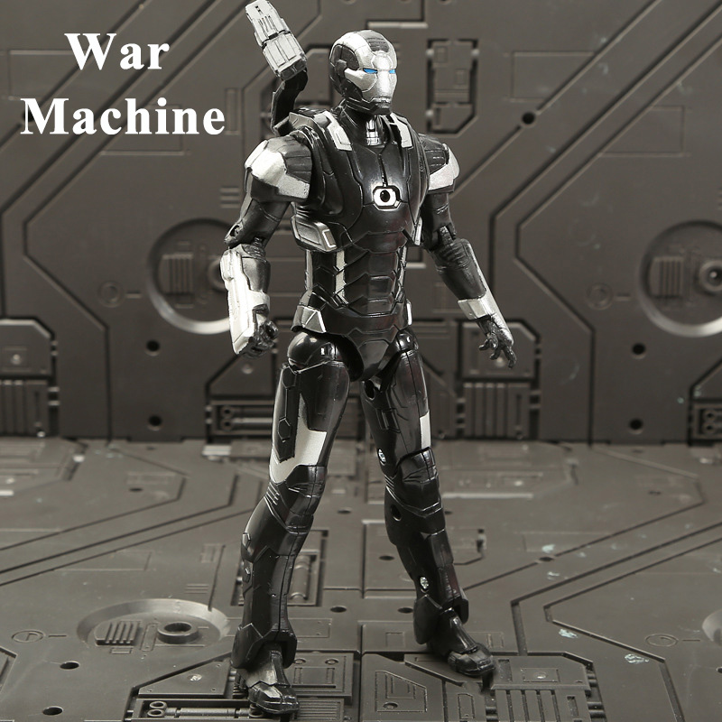 18cm-war-machine-action-figures-font-b-marvel-b-font-avenger-super-heroes-captain-america-spiderman-iron-man-doll-kids-christmas-gifts-toys