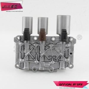 Image 4 - ZUK Válvula de Control de cuerpo solenoide, de transmisión CVT, para HONDA FIT JAZZ 2003, 2004, 2005, 2006, 2007, 2008, GD1, GD3, GD6, GD8, 27200 PWR 013