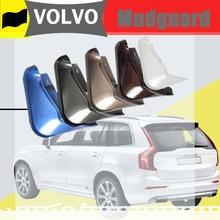 واقيات الطين لـ فولفو XC60 XC90 S90 S60 واقيات الطين واقيات الطين الأمامية الخلفية واقيات الطين اكسسوارات السيارات موانع الطين للسيارات