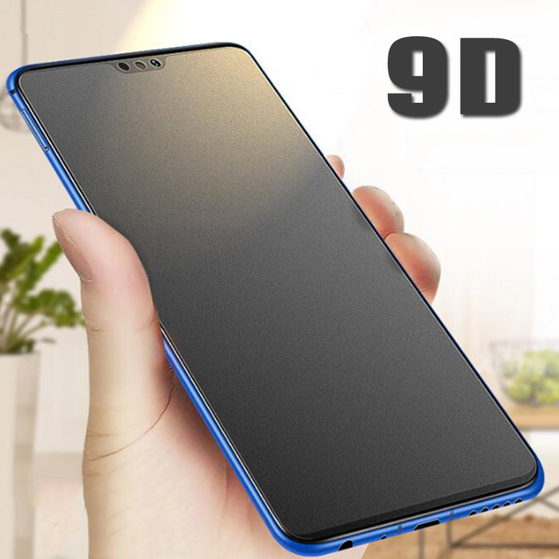 Matte Frosted Protective Glass On For Honor 10 Lite Light 20 Pro 10i 20i Full Cover Tempered Glass For Huawei Honor 10lite 20pro