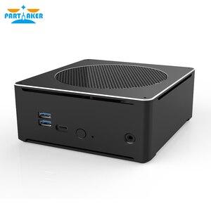 Image 3 - Partaker Mini PC B18, Intel Core i7 8750H 8e Gen DDR4, Intel Core i7, 32 go RAM, Mini PC graphique UHD 630, DP, HDMI et wi fi