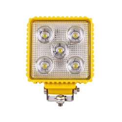 Manufacturers selling LED work light engineering lamp maintenance square LED lamp 15 w high power LED working light