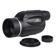 13x50 высокое качество монокуляр мощный телескоп для мобильного ночного видения военный окуляр ручной Объектив Охота