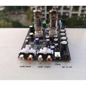Image 4 - QCC3003 Bluetooth 5,0 HiFi Rohr Vorverstärker preamp 2 ton Kopfhörer Verstärker Mit DAC PCM5102 + Netzteil