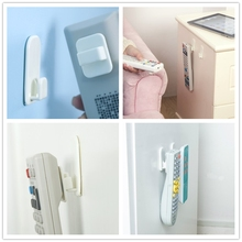 Hooks Air-Conditioner Remote-Control-Key Strong-Hanger-Holder Wall-Storage Plastic TV