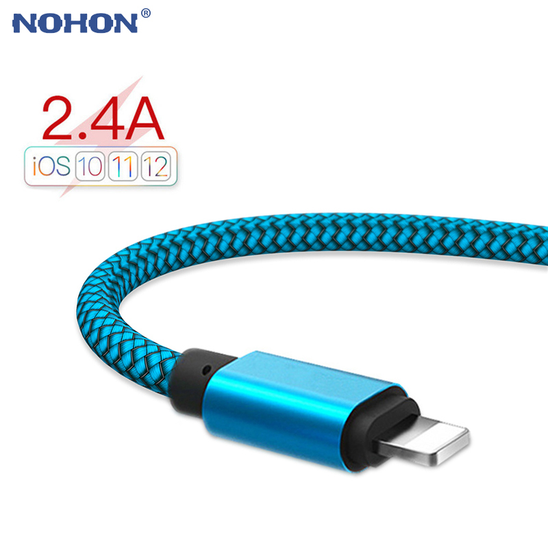 20CM 1M 2M 3M Data USB Fast Charger Cable For iPhone Xs Max XR X 8 7 6 s 6s Plus 5s SE iPad Mobile Phone Charging Long Wire Cord|Mobile Phone Cables| |  - AliExpress