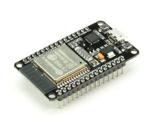 Image 1 - 10PCS ESP 32 ESP32S ESP 32S CP2102 Drahtlose WiFi Bluetooth Entwicklung Bord Micro USB Dual Core Power Verstärker Filter Modul