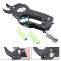 1pc 12V Cordless Rechargeable Pruning Shears Secateur Branch Hand Cutter Scissor With Battery Garden Pruner Cutting Tool