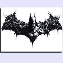Hot Selling Home Decor Print oil painting on canvas Wall Art Nail Art Decorations  Wall Canvas ,DC Comics Superhero,The Joker dc comics the sequential art of amanda conner