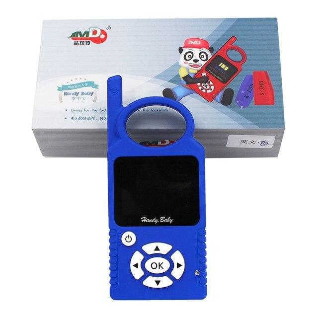 Programador de llaves automático V9.0.5 Handy Baby para Chip 4D/46/48, compatible con varios idiomas con función de copia G y 48
