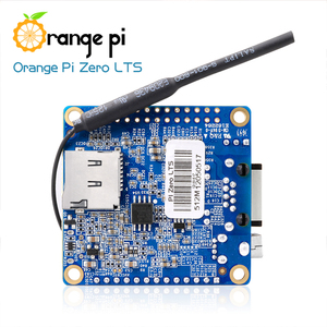 Image 4 - Orange Pi Zero LTS 512MB + حافظة حماية بيضاء ، H2 + رباعية النواة مفتوحة المصدر مجموعة لوحة واحدة صغيرة