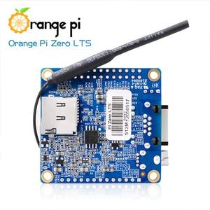 Image 4 - כתום Pi אפס LTS 512MB + מגן לבן מקרה, h2 + Quad Core פתוח מקור מיני אחת לוח סט