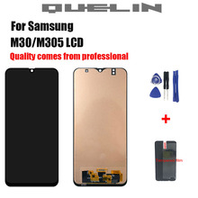цена на 6.4'' Display For Samsung Galaxy M30 M305F Replacement LCD Display With Touch Screen Digitizer Assembly For Samsung M30 LCD