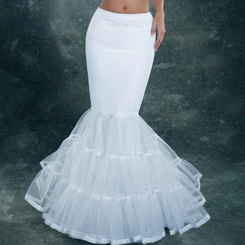 A Word Pendulum A Steel Ring Double Yarn Lace Elastic Lycra Beam Waist Skirt Wedding Dress