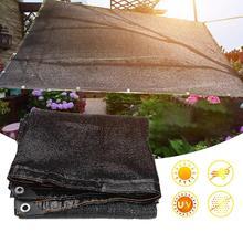 Sunshade Net SUN-SHELTER Canopy Outdoor Plant Rain Garden Anti-Uv Beach Camping Hammock