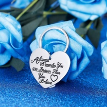 Graduation Key Chains Jewerly Keyring Gift for Men