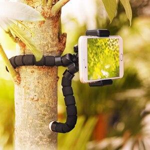 Мини-штатив для телефона с металлической шаровой головкой Gorillapod для тренога для Iphone для телефона мини-штатив для мобильного фотоаппарата