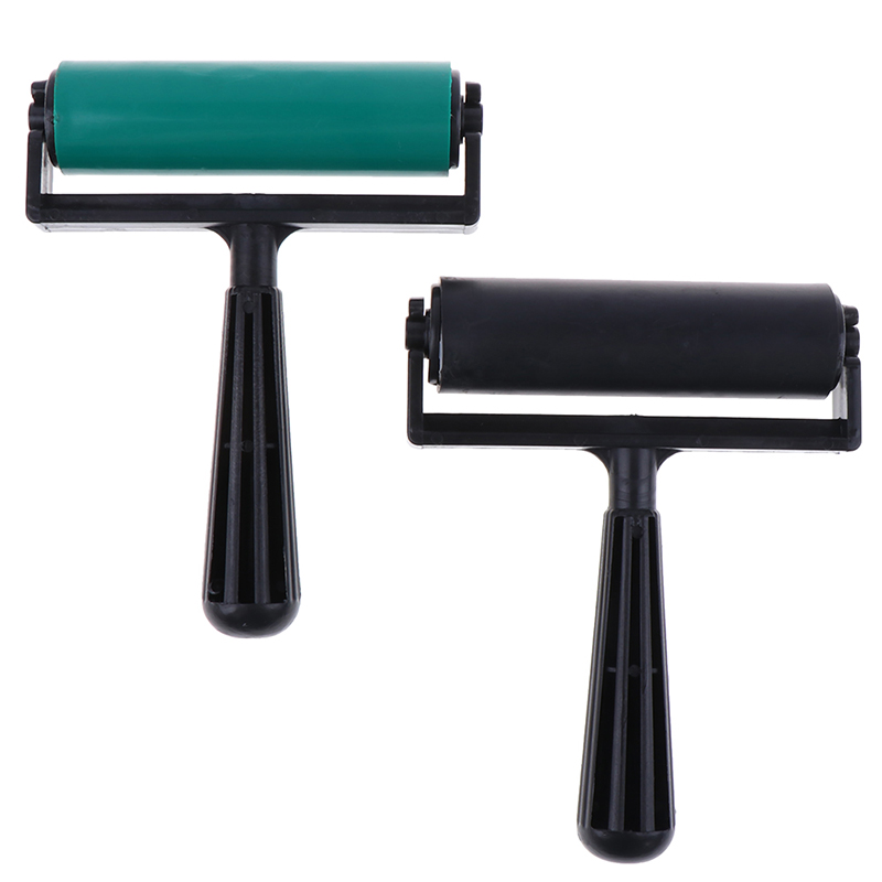 DIY Diamond Painting Brushing Roller Brush Rubber Craft Art Drawing Tools For Home Wall Decorative Accessories