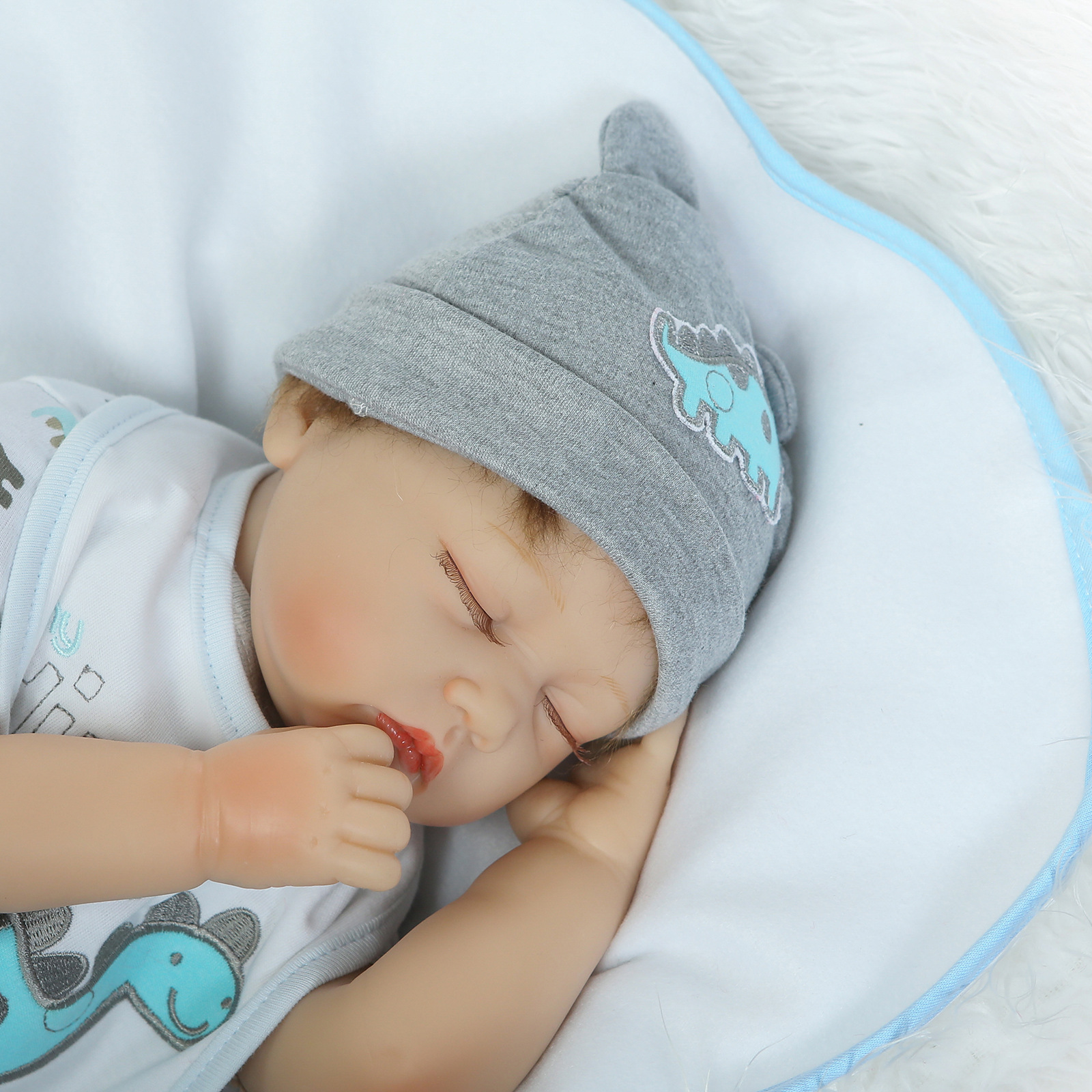 Supply Of Goods EBay Hot Selling Model Infant Doll NPK Reborn Baby Doll