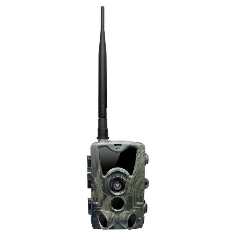 Hc801lte 4g caça câmera 12mp 940nm visão