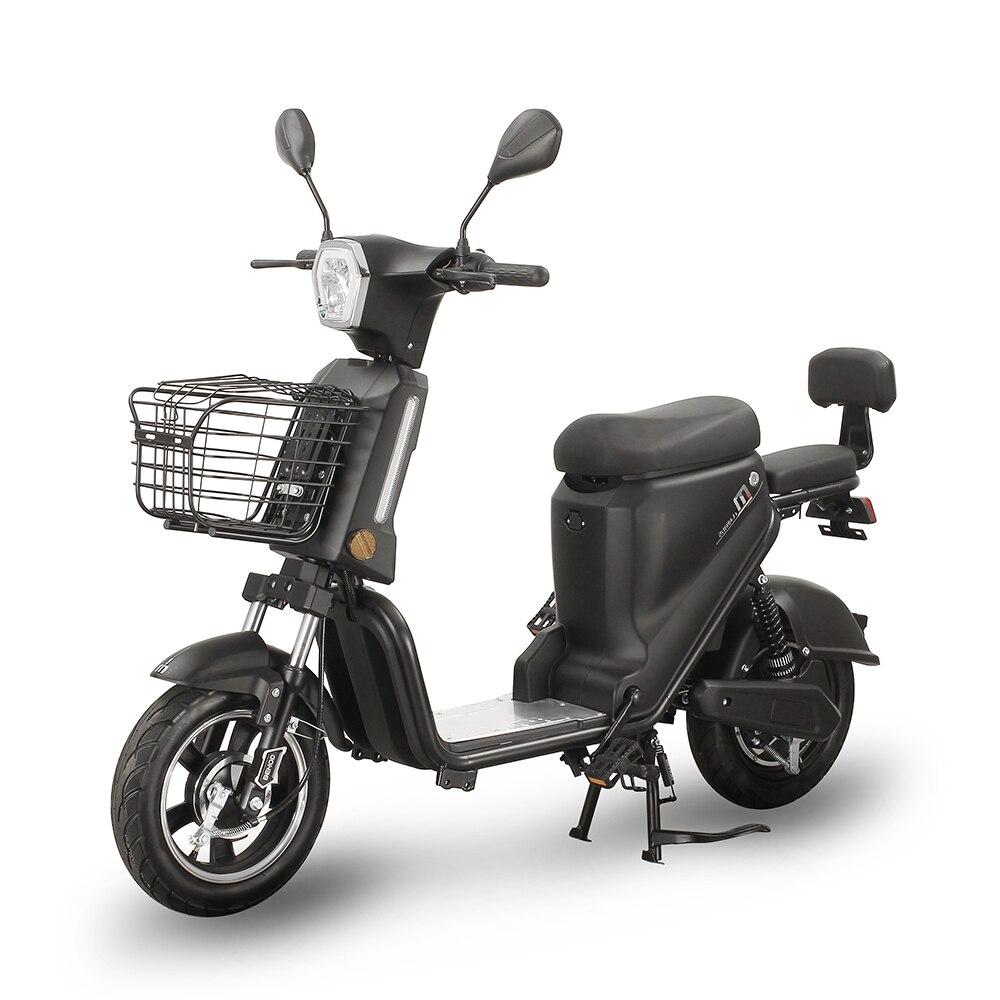 Электрический мотоцикл, Электрический скутер с сиденьем, электрический мотоцикл для взрослых, мотоцикл с литиевой батареей, мотоцикл, мопе...