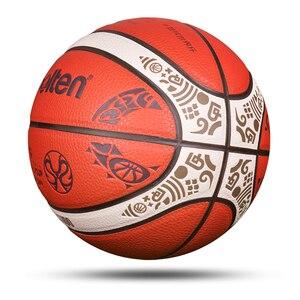 Image 2 - Molten Palla Da Basket Originale B7G3100 M9C Size7 Replica DELLUNITÀ di ELABORAZIONE Universale di Formazione Concorrenza Autentico Basket baloncesto