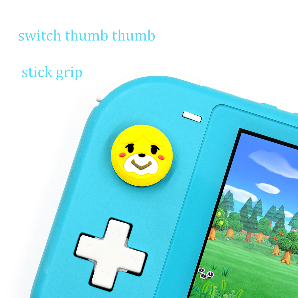 Isabelle Theme For Nintendo Switch Lite Joycon Case Joystick Controller Case Cover Switch Shell Animals Crossing Accessories
