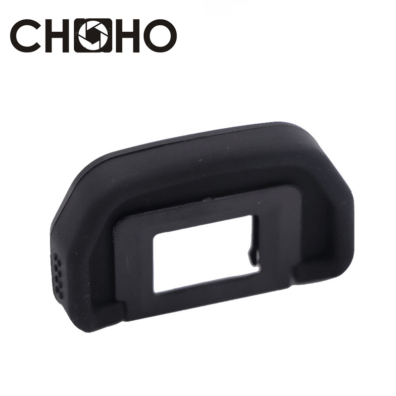 EB Viewfinder Rubber Eye Cup Eyepiece Eyecup for <font><b>Canon</b></font> EOS 50D 40D 30D 5DII <font><b>5D</b></font> 60D 5D2 6D DSLR Camera Kits <font><b>Accessories</b></font> image