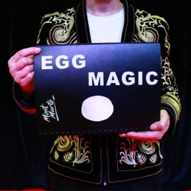ไข่ & นกเขา Magic Tricks Dove ปรากฏในหนังสือ Magia นักมายากลภาพลวงตา Gimmick Props อุปกรณ์เสริมตลก trucos de magia-ใน มายากลมหัศจรรย์ จาก ของเล่นและงานอดิเรก บน   1