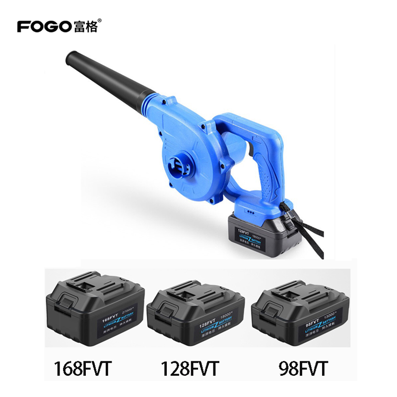 220V 27000mAh Cordless Lithium Battery Electric Air Blower Blowing and Sucking Dual useDust Computer cleaner Electric