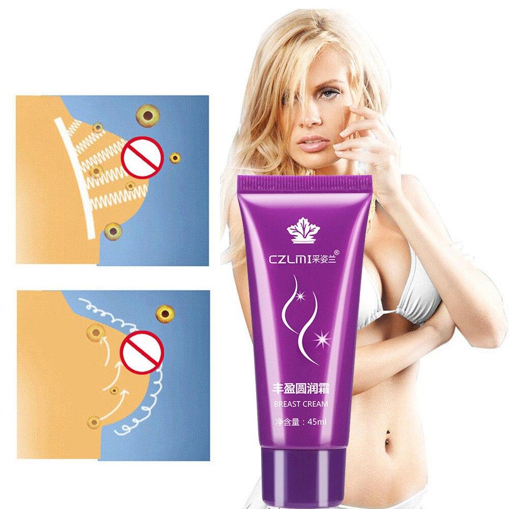 Herbal Breast Enlargement Cream Firming Breast Cream Natural Breast Enlargement Bust Essential Oil Augmentation Effective Full E