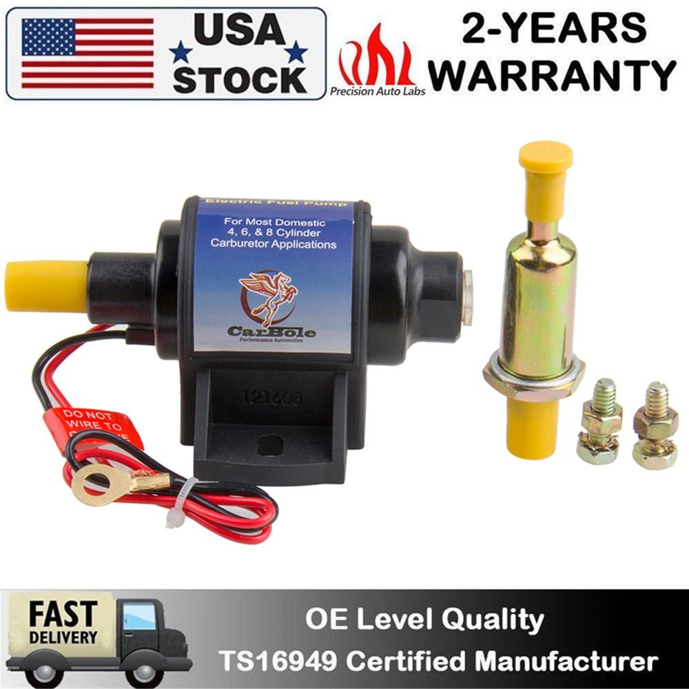 Pam 12b 35gph 7psi Pam Bahan Api Elektrik Universal Carbole untuk Pam Minyak Tekanan Diesel & Gasol