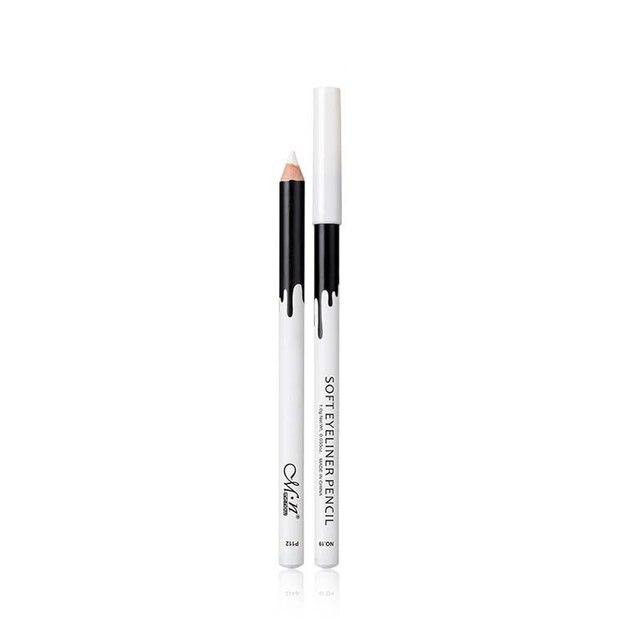 1/2/3pcs Eyeliner Pencil Makeup Women Long Lasting Waterproof Pigment Eye Liner White Eyeliner Pen Cosmetics New 1