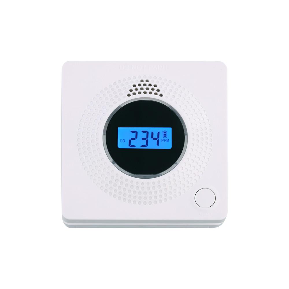 EN50291 Carbon Monoxide Detector Standard CO Alarm DC Mini CO Detector