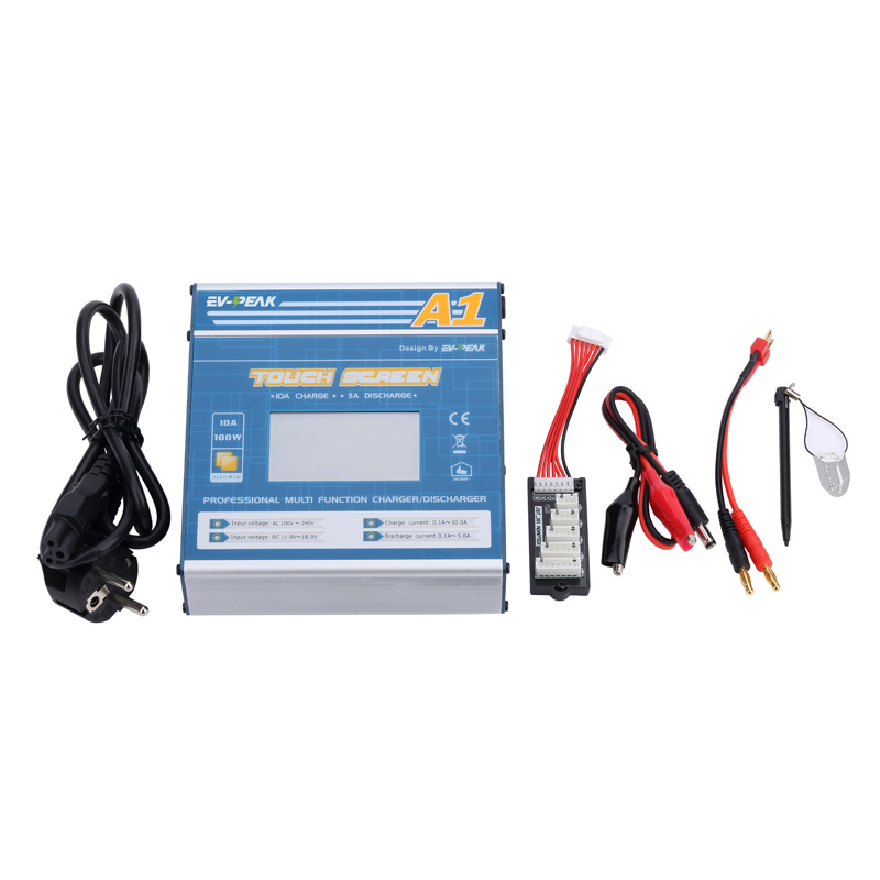 EV peak A1 10A 100W ac dc charger LiHV charge for LiHV battery in Parts Accessories from Toys Hobbies