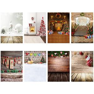 Image 4 - 1PC Christmas Decoration Photo Background Backdrop for Studio Vedio Shooting Prop Cloth Photography Backdrops