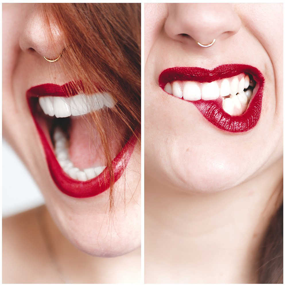 חדש רפואי טיטניום פאנק קליפ על מזויף פירסינג גוף האף שפתיים טבעות יוניסקס האף טבעת נשים מחץ פירסינג תכשיטים
