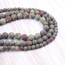 Dracaena Natural?Stone?Beads?For?Jewelry?Making?Diy?Bracelet?Necklace?4/6/8/10/12?mm?Wholesale?Strand