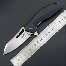 High quality EF911 folding knife D2 blade G10 handle pocket outdoor camping hunting knife Tactical Survival fruit knife EDC tool цена и фото