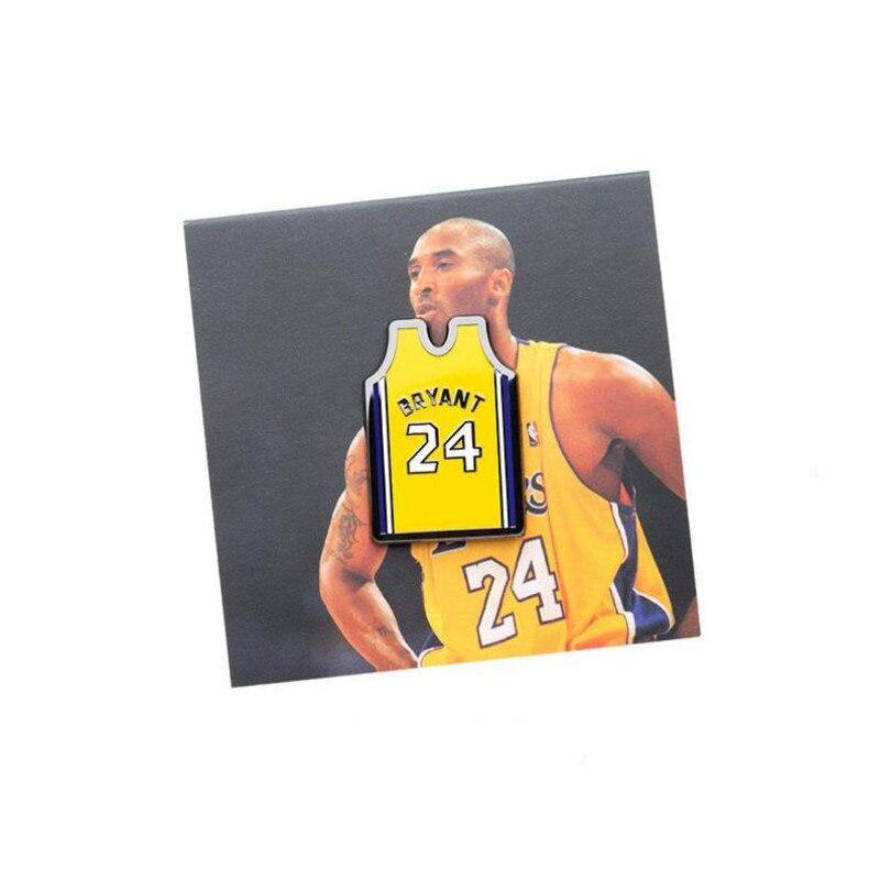 Новинка, эмалированная булавка для лацкана в виде баскетбольного вентилятора, 24 / 23 дюйма, металлическая эмалированная булавка для рюкзака