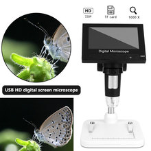 720P 8LED Photos Computers Screen Microscope Digital Microscope Practical Monitoring Mobile Phones Electron Microscope microscope