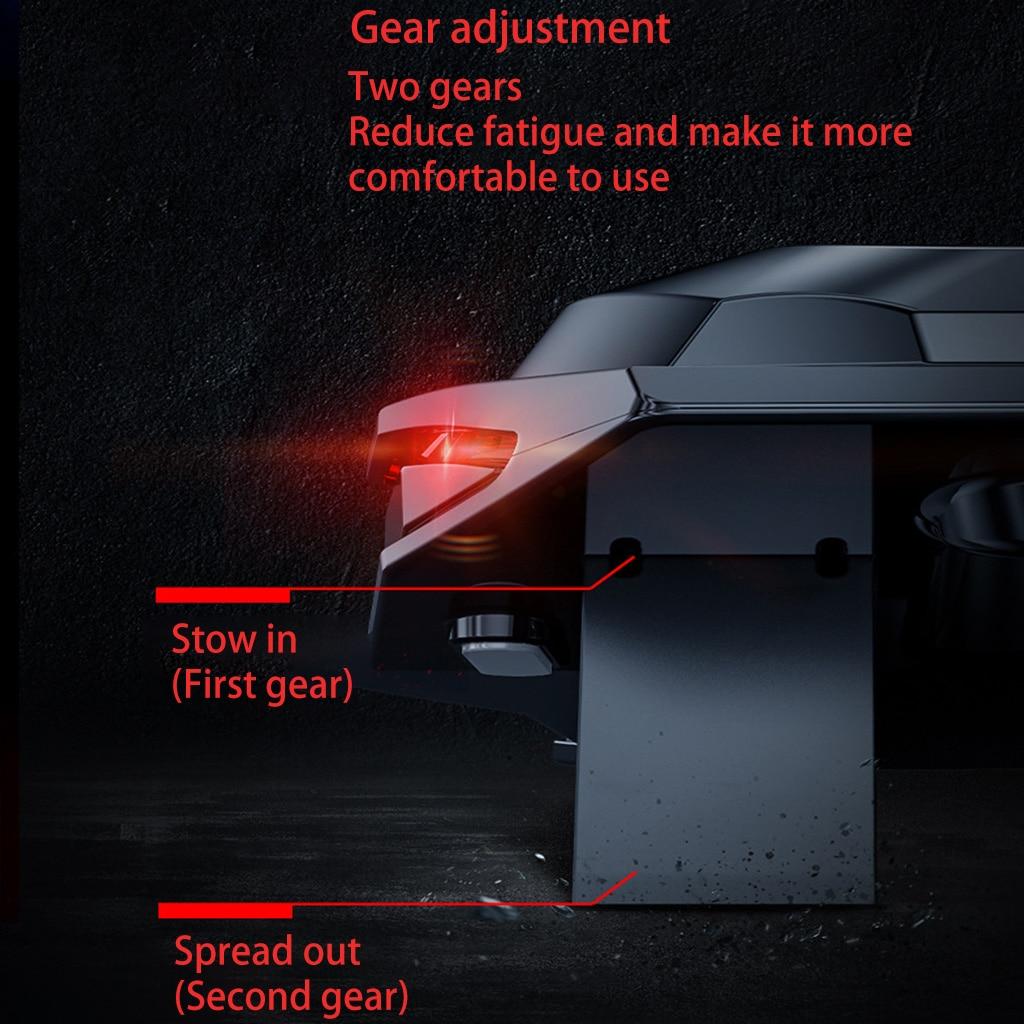 fluxo de ar do suporte ajustável do