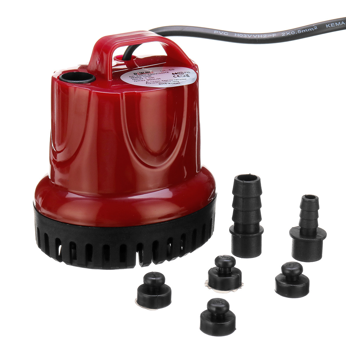 High Capacity 900-3800L/H <font><b>220</b></font>-240V Submersible <font><b>Water</b></font> <font><b>Pump</b></font> Aquarium Fish Pond Tank Spout Marin Support Wholesale Dropshipping image
