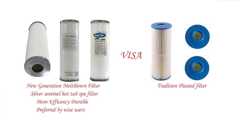 ที่ดีที่สุด ซื้อ Hot Tub Spa Meltblown กรอง + CHAMPION น้ำสำหรับ ARCTIC Spa Fit ส่วนใหญ่จีน & US อิสราเอลเกาหลีสปา-ใน อ่างสปา จาก การปรับปรุงบ้าน บน AliExpress - 11.11_สิบเอ็ด สิบเอ็ดวันคนโสด 1